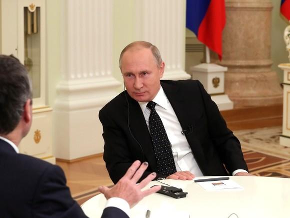 В РФ нет олигархов— Путин
