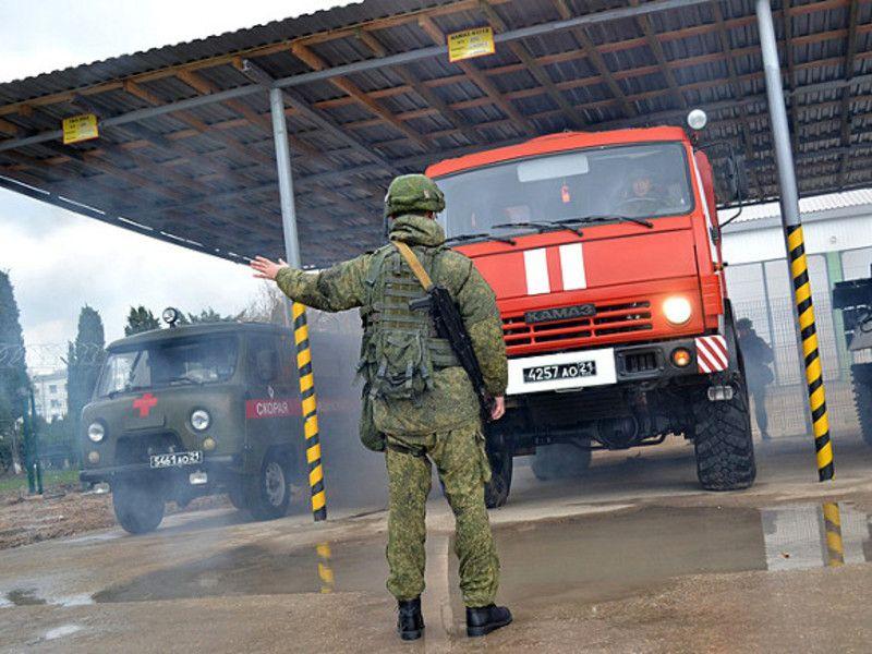 Жителей ряда российских городов напугали колонны военной техники - Росбалт