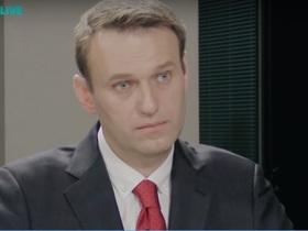 Стоп-кадр видео (трансляция Навальный LIVE)
