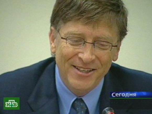 Состояние Билла Гейтса превысило отметку 0 миллиардов