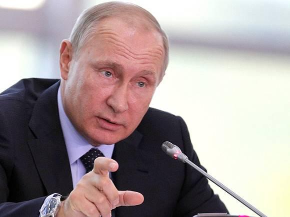 Путин отменил все публичные мероприятия