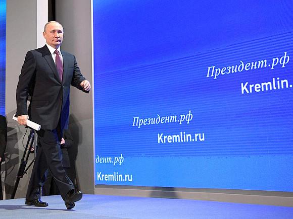 Владимир Путин рассказал обиндексации пенсий в следующем году