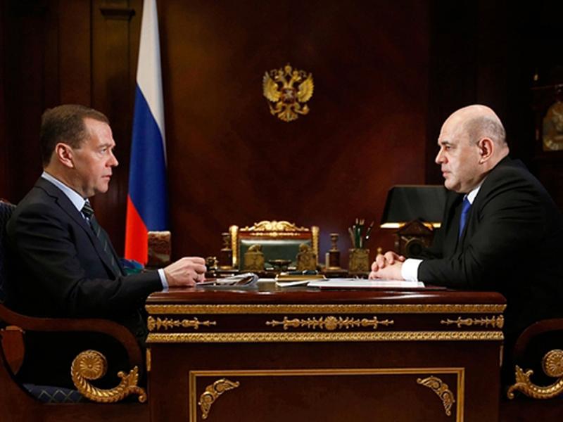 Время Медведева ещё покажется благословенным