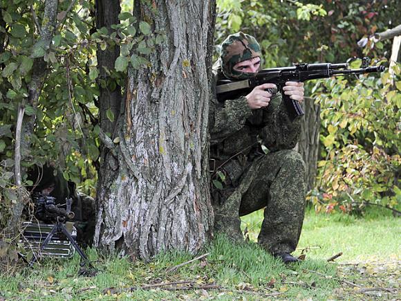 ВПетербурге завершились антитеррористические учения