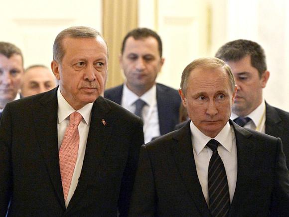ВСША отреагировали навизит президента Турции в Российскую Федерацию