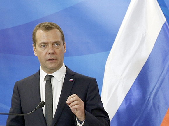 Д. Медведев обсудит сВладимиром Фортовым ситуацию вРАН
