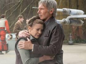 Стоп-кадр из фильма «Звездные войны. Эпизод VII: Пробуждение Силы»