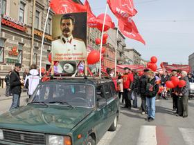 Современный вождизм подпитывает образ Сталина