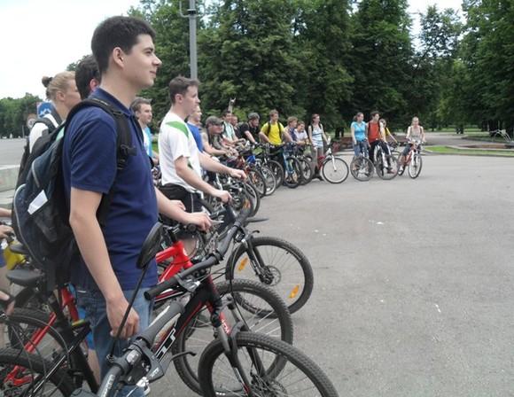 В «День без автомобиля» в столице России пройдет велопарад