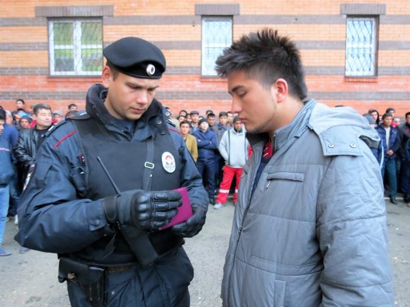 Нелегалов из Латинской Америки обнаружили на стройке в Дмитрове