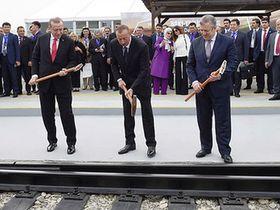Фото с сайта prezident.az
