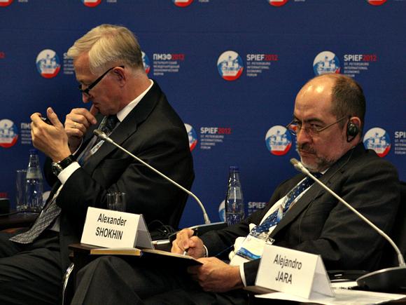 РСПП оценил возможные потери фондового рынка из-за инициативы Белоусова