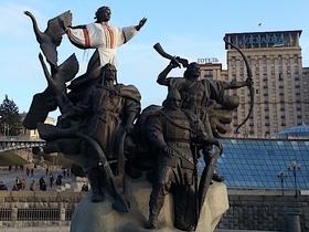 Украина: пассионарный сдвиг