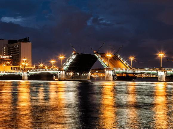 Сампсониевский иГренадерский мосты разведут вночь на8ноября