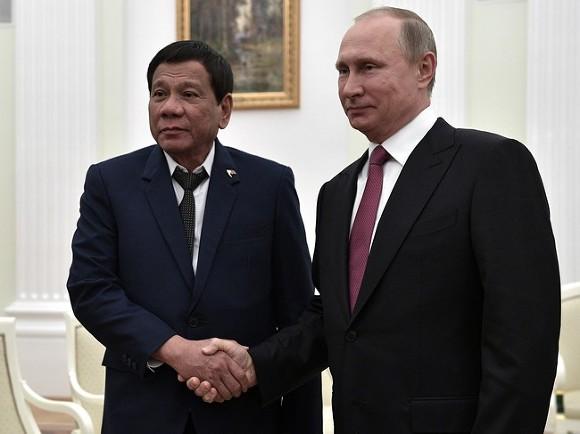 Президент Филиппин Родриго Дутерте пообещал быть жёстким стеррористами