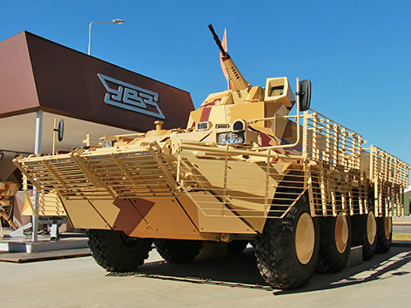 Дан старт испытаниям самого нового танка «Армата»
