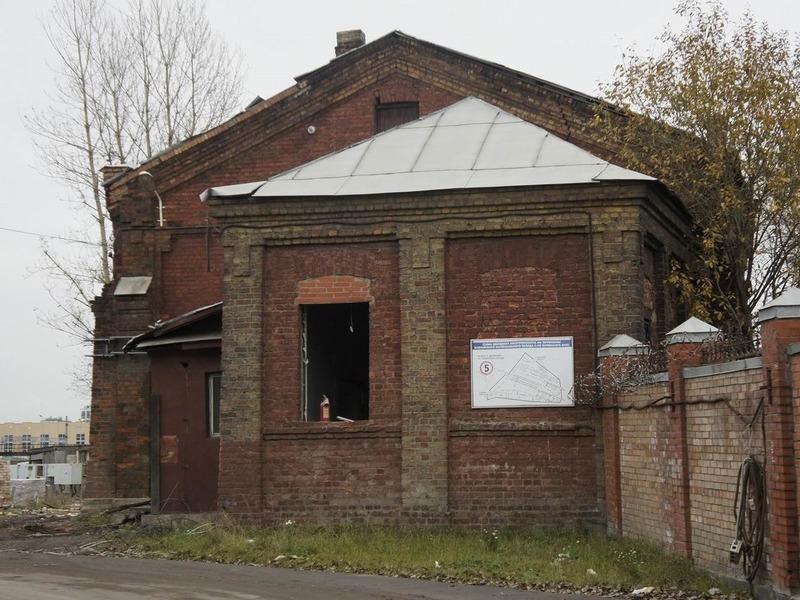 КГИОП: Старинное депо для омнибус-моторов не является объектом культурного наследия