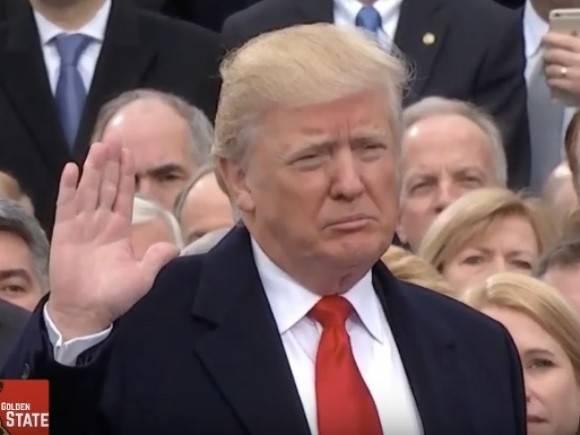 СМИ узнали, кто написал инаугурационную речь для Трампа