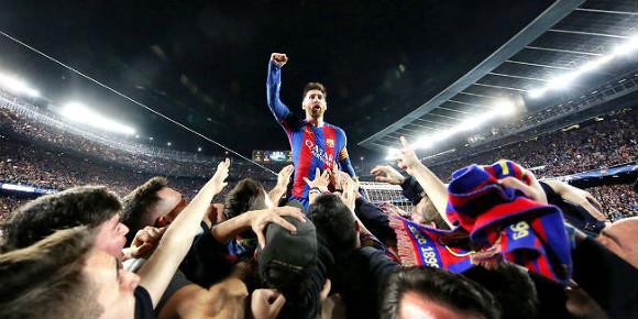 «Барселона»— «Валенсия». Онлайн-трансляция матча чемпионата Испании
