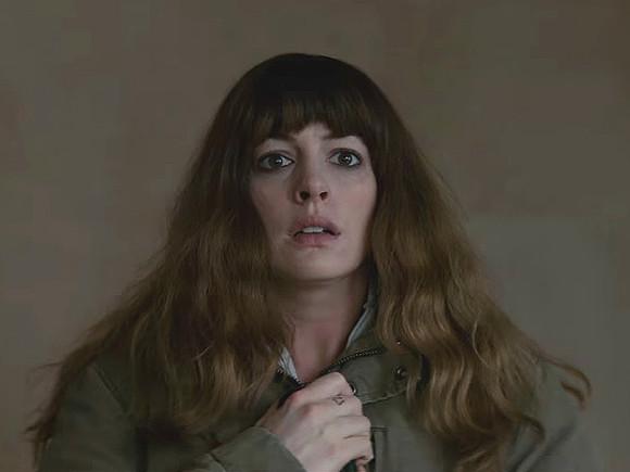 Энн Хэтэуэй втрейлере фильма «Моя девушка— монстр»