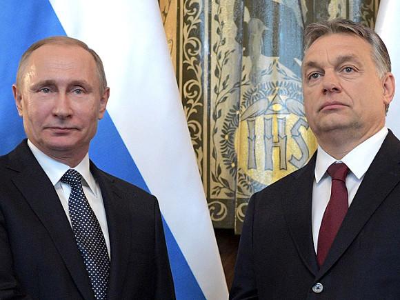 Орбан объявил о договоренности с Россией о поставках газа на 2020 год