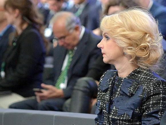 Голикова доложила Путину онарушениях всфере госзакупок