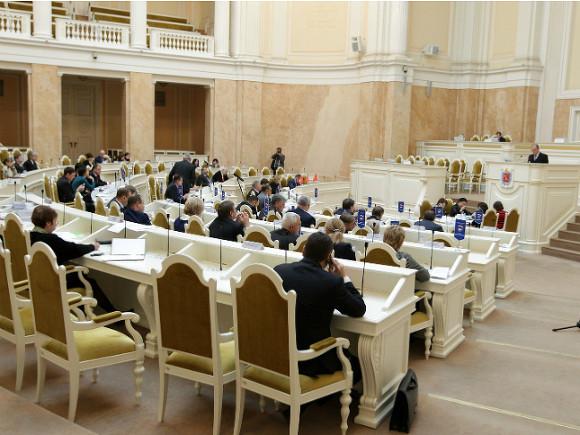 Руководство Петербурга отчиталось обисполнении городского бюджета