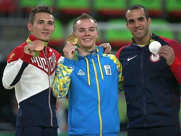 Рио-2016. Сколько денег получат украинские спортсмены зазолотую медаль