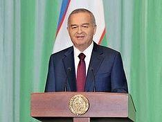 И. А. Каримов