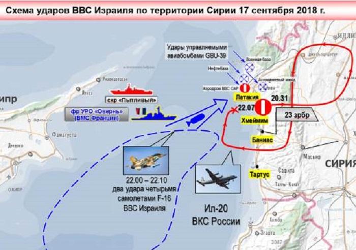 ПВО Сирии сбили Ил-20 сроссийскими военнослужащими — МинобороныРФ