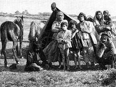 Gypsy-life.net, Бессарабские цыгане,1895 г