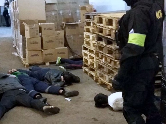 РФ сообщила Франции «вора взаконе» Нодара Алояна