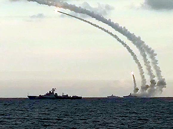 Латвия попросила пояснить, почему Российская Федерация незапустила ракеты вБалтийском море