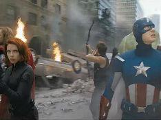"""Стоп-кадр из фильма """"Мстители"""""""