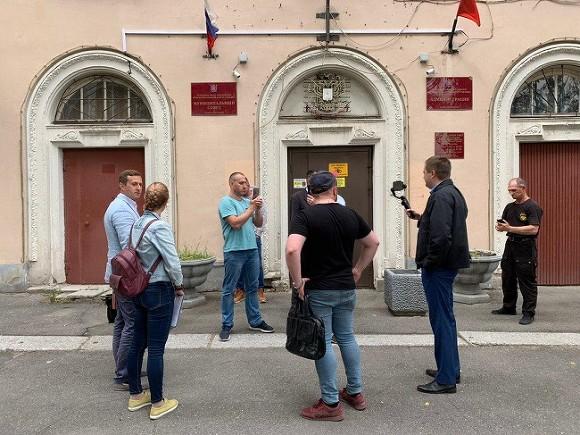Дракой закончилась подача заявлений кандидатами на выборах в Петербурге