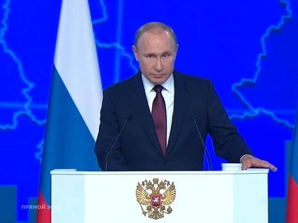 Путин: Честный бизнес недолжен ходить под статьей