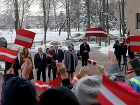 Фото с сайта president.lv
