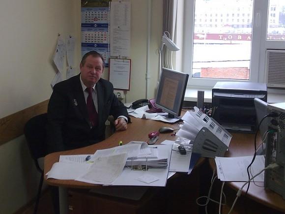 Фото с личной страницы Бориса Кармалеева в