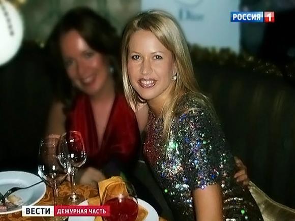 Евгения Васильева поступила вМГУ