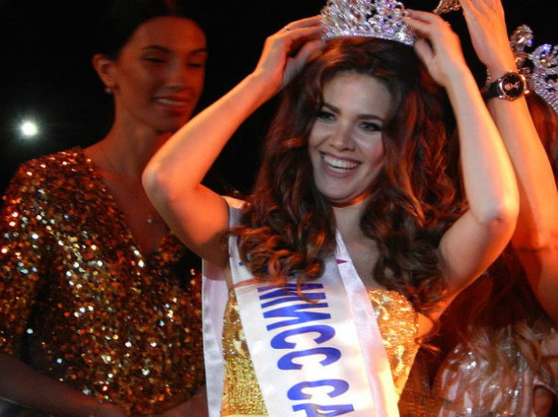 В санкт петербурге конкурс мисс