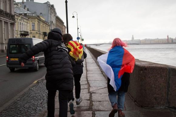Уникальная нейросеть вычислит участников несанкционированной акции Навального вПетербурге