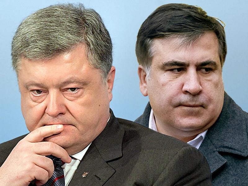 На Украине расследуют дело о выдворении Саакашвили