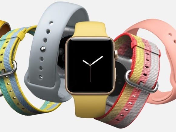 Компания Apple представила умные часы и обновленные ноутбуки
