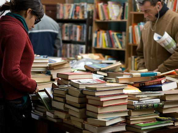Библиотеки станут отдавать списанные книги читателям