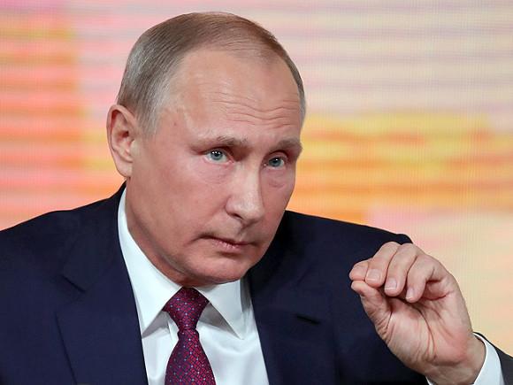 Путин предложил продлить амнистию капиталов