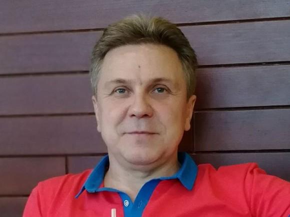 Фото из личного архива Виталия Черкасова