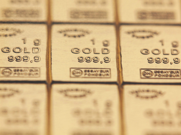 Цена на золото снижается на итогах заседания ФРС США