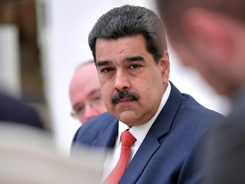 Мадуро ввел режим ЧС в национальной нефтяной отрасли из-за санкций США