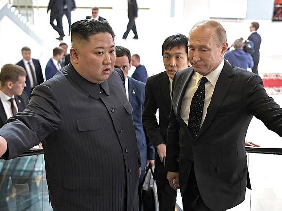 Путин оценил итоги переговоров с Ким Чен Ыном