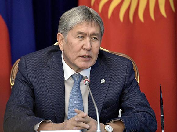 Атамбаев: мне ненужен преемник изащитник, я побаиваюсь только Творца
